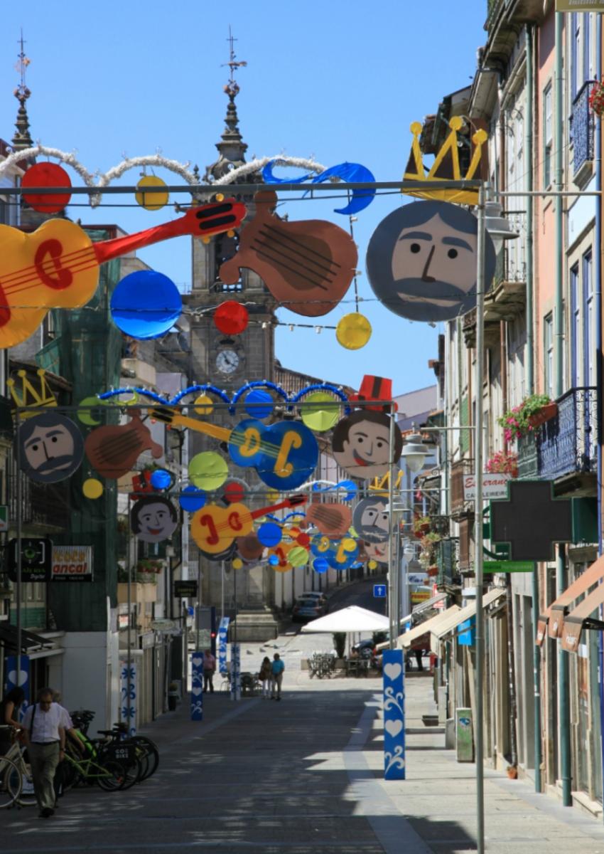 Braga stedentrip met kinderen