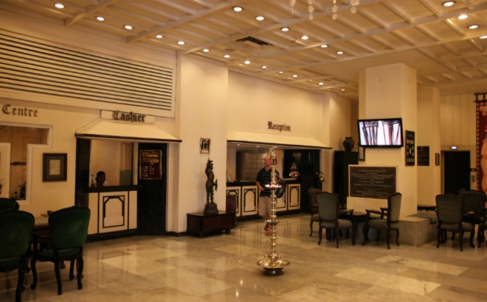 Colombo hotel