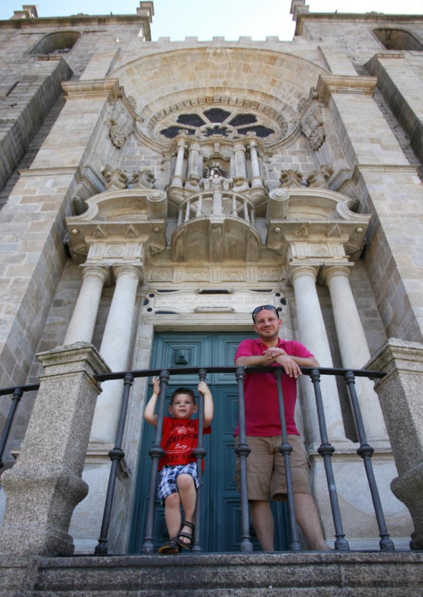 Porto stedentrip met kinderen