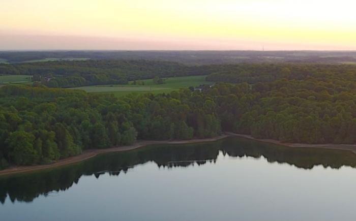 Les Lacs de l'Eau d'Heure Ardennen met kinderen