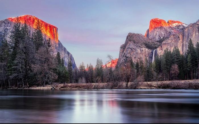 Yosemite NP met kinderen