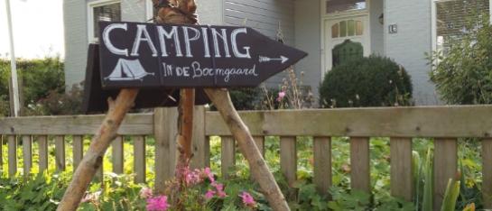 Camping In de Boomgaard  Irnsum