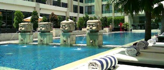 Aryaduta hotel Medan
