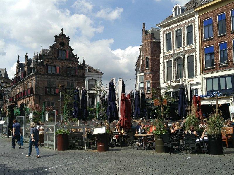 Terrassen Markt Nijmegen