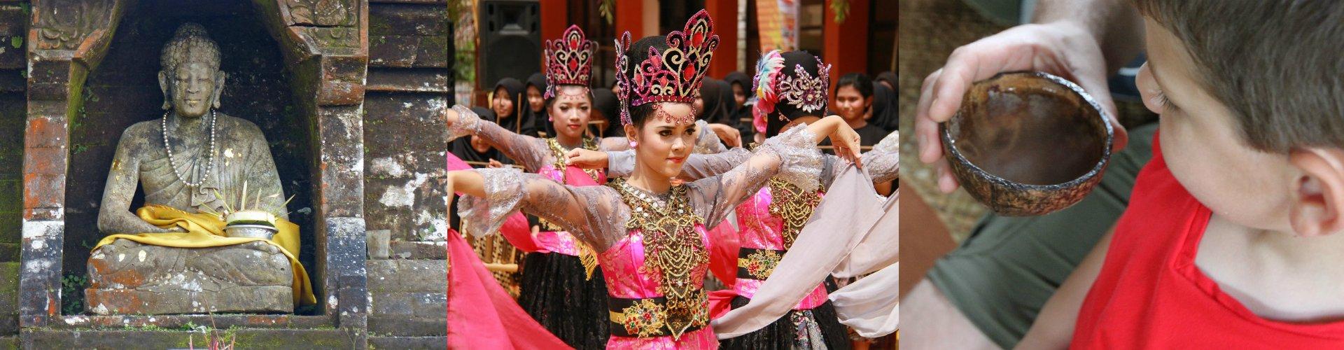Thailand met kind van 3