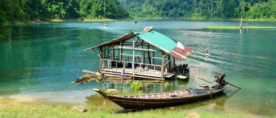 Thailand noord en zuid