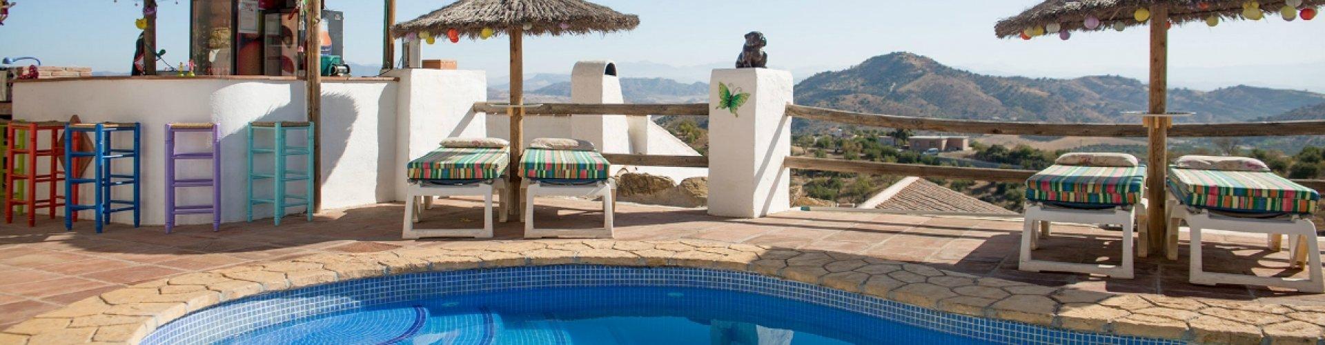 Top 10 kindvriendelijke accommodatie Andalusië