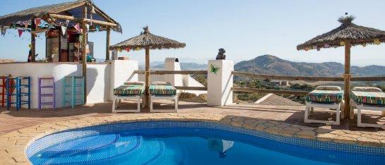 Kindvriendelijke accommodatie Andalusië