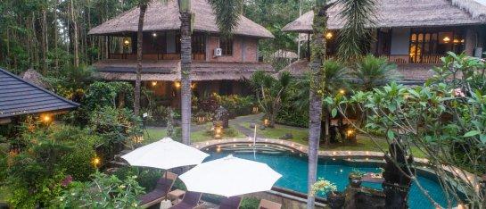 Kindvriendelijk hotel op Bali
