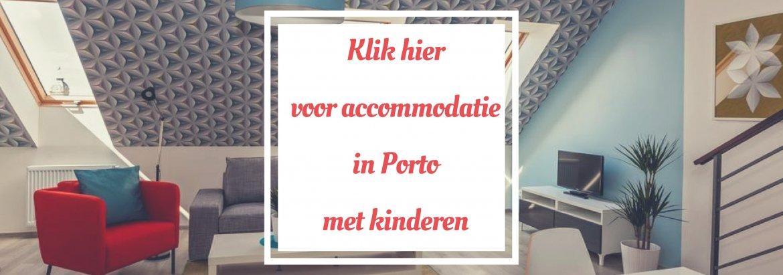 Accommodatie in Porto met kinderen
