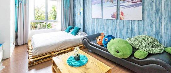 Kindvriendelijke hotels in Hua Hin