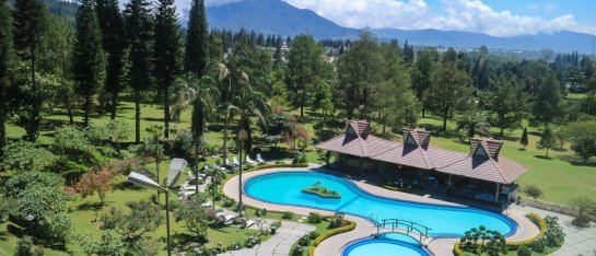 Kindvriendelijk hotel Sumatra