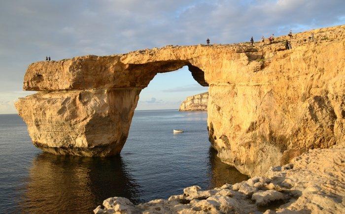 Wandelen in Gozo met kinderen