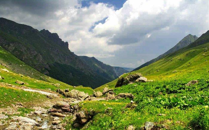 Macedonië met kinderen - Korab bergen