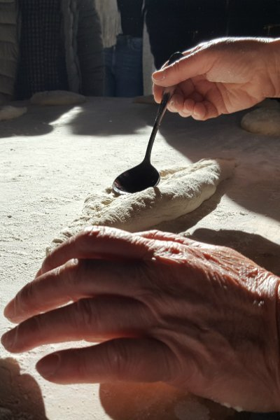 Zelf brood maken workshop Georgië