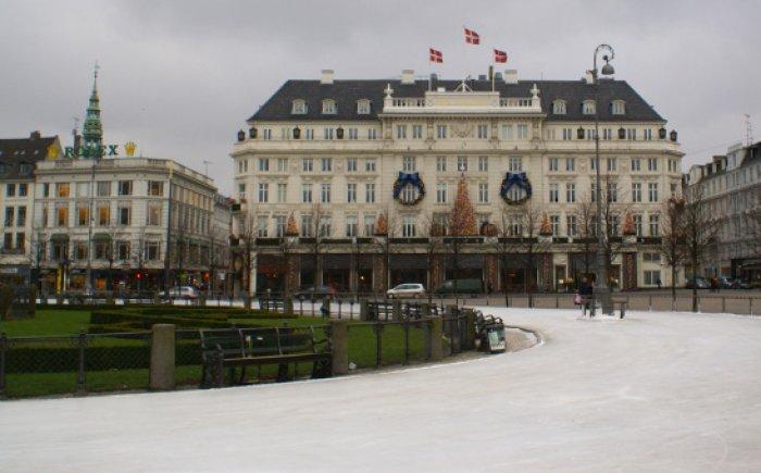 Schaatsen in Kopenhagen met kinderen