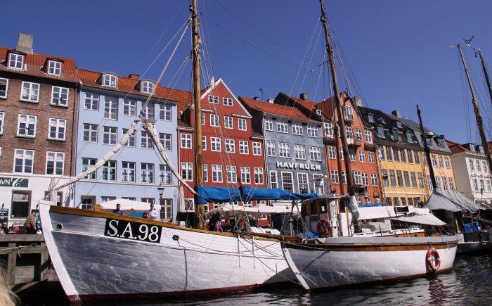 Nyhavn Kopenhagen met kinderen