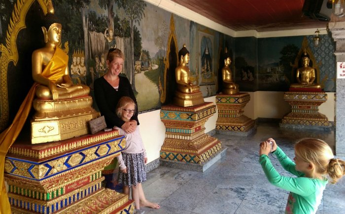 Een dag in Bangkok