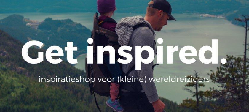 Webshop voor reizen met kinderen