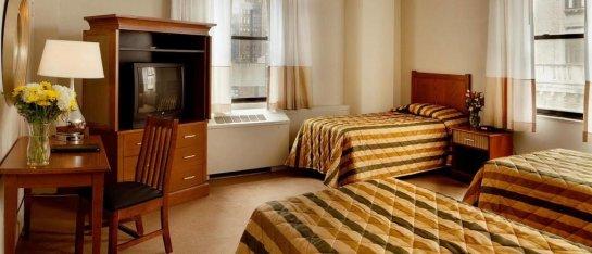 Goedkoop hotel in New York met gezin