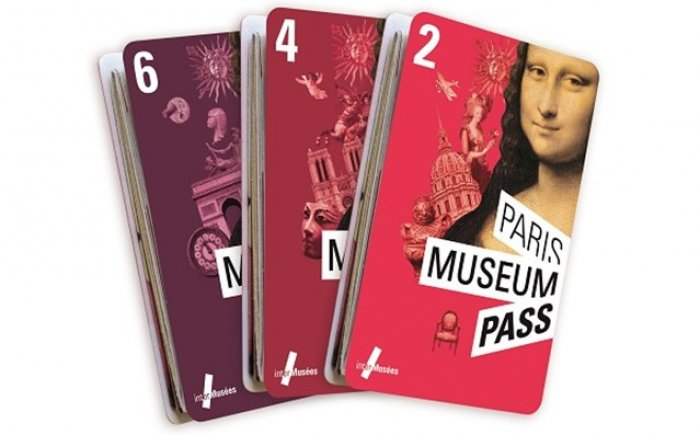 Parijs Museum Pass