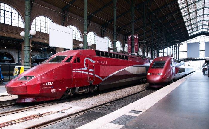 Thalys naar Parijs vanuit Amsterdam