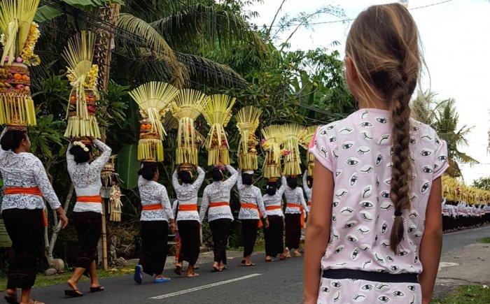 Vakantie Bali met gezin