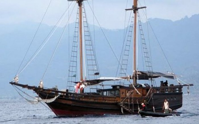 Varen langs de Sunda eilanden