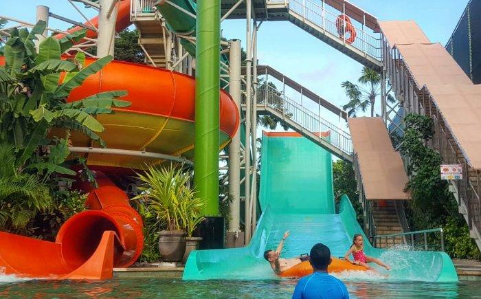 Waterbom Bali met kinderen