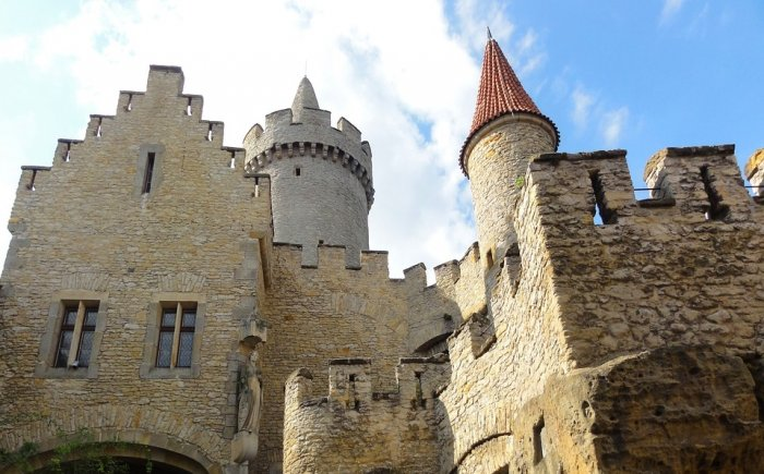 Mooie kastelen in Tsjechie voor gezinnen