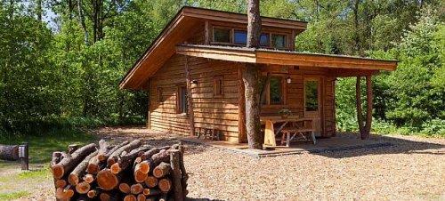 Resort De Wije Werelt Chalet Natuurmonumenten