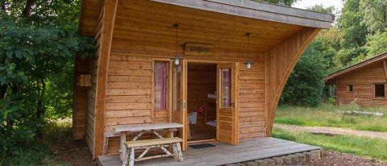 Chalet Resort De Wije Werelt