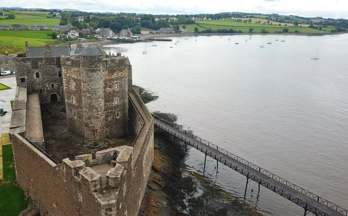 Leuke kastelen in Schotland met gezin