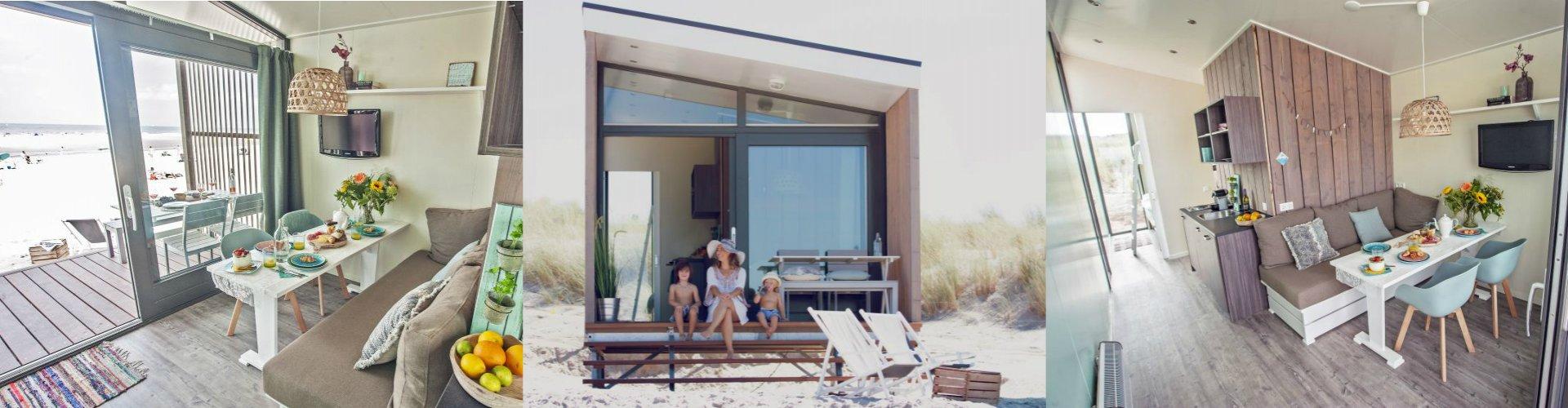 Roompot Kijkduin Strandhuisjes