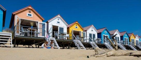 Strandhuisjes Strandpark Zeeland