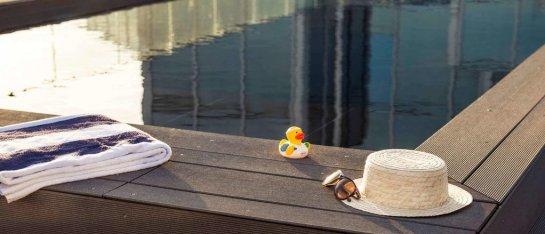 Mercure hotel in Parijs met zwembad