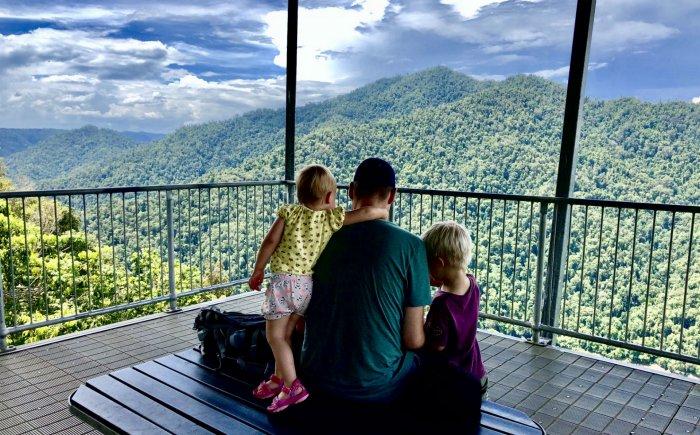 Queensland met kinderen