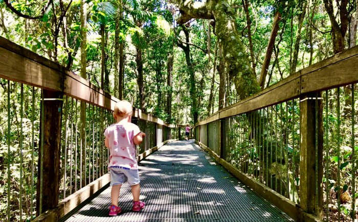 Rondreizen in Australië met kind
