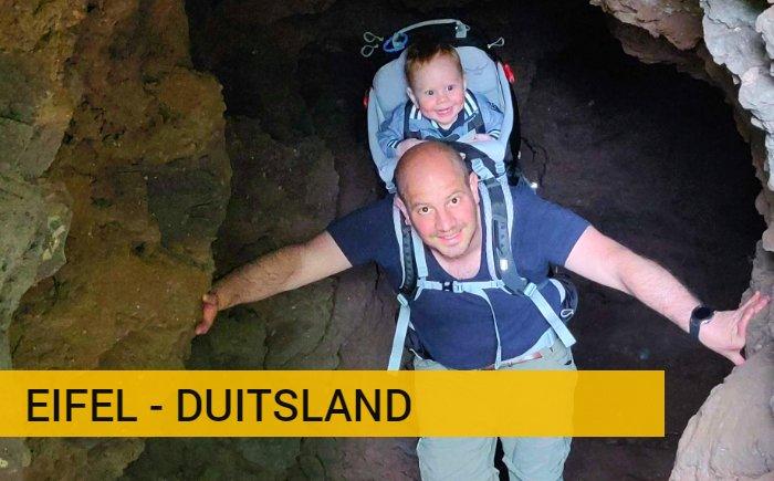 Vakantie in Duitsland met kinderen Eifel