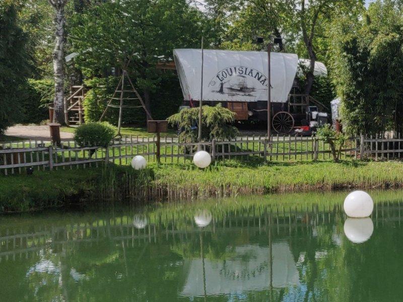Pipowagen in Europa-Park