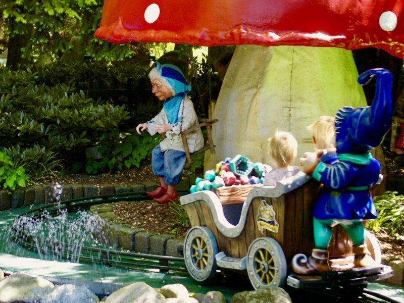 Atracties voor peuters in Europa-Park