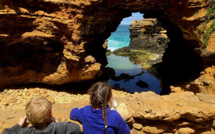Selfdrive Australië met kinderen