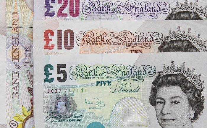 Engelse Pond geld