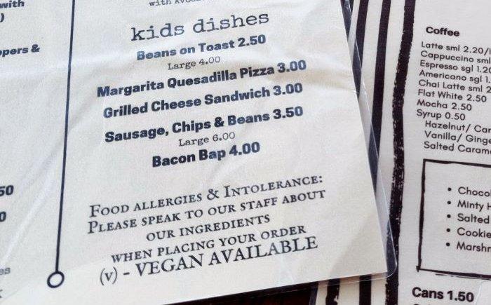 Uit eten in Wales met kinderen