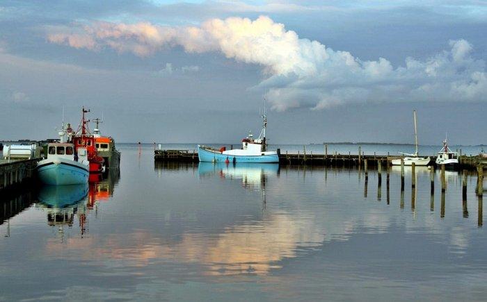 Haven van Funen Denemarken
