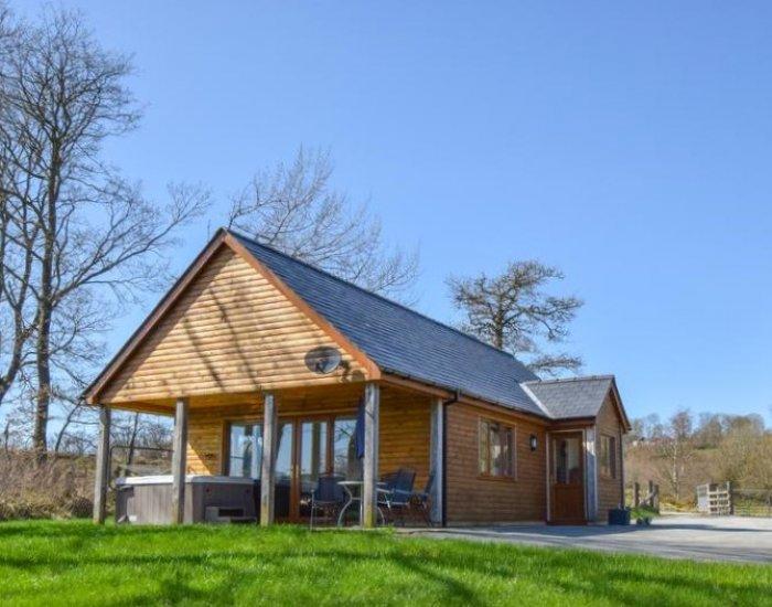 Leuke cottage in Wales met kinderen