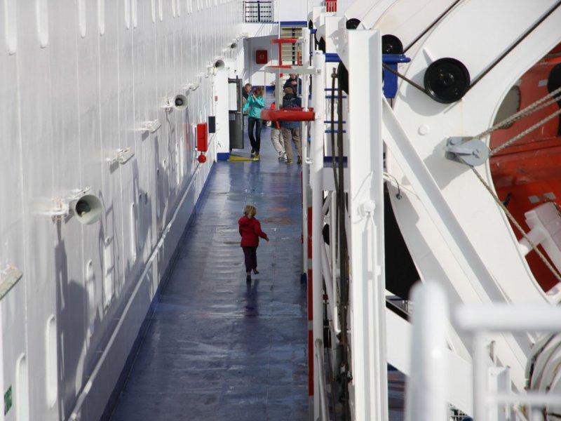 DFDS Seaways aanbieding zomervakantie