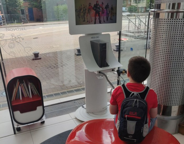 Kindvriendelijk hotel in Cardiff Novotel