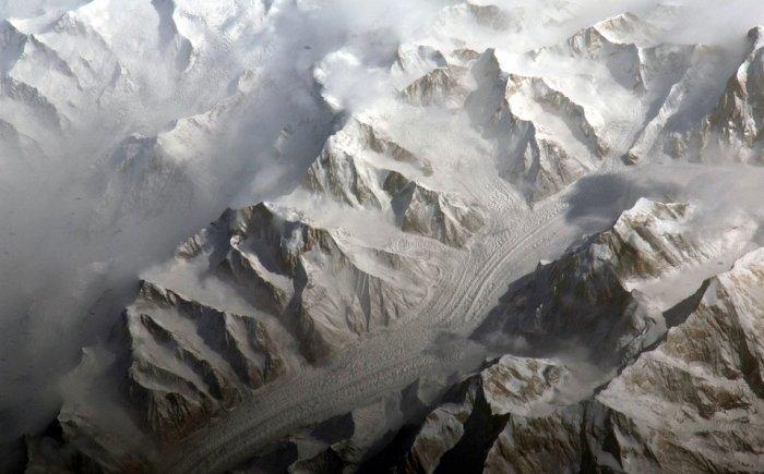 Bergen van de Tien Shan in Kirgizië