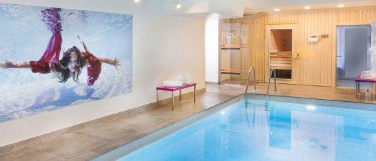 Ibis hotel met zwembad in Parijs